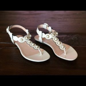 Gucci Willow Pearly Thong Sandal
